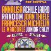 GRAVITY POP FESTIVAL: ACHILLE LAURO, ANNALISA, JOAN THIELE e altri si aggiungono alla line up