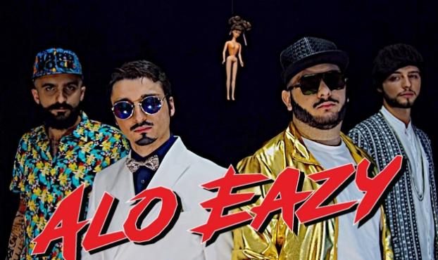 """E' uscito """"JINGLE JUNGLE Vs. Nicola Bruno"""", il nuovo video degli ALO EAZY"""