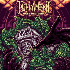 Feelament – Hate delivery
