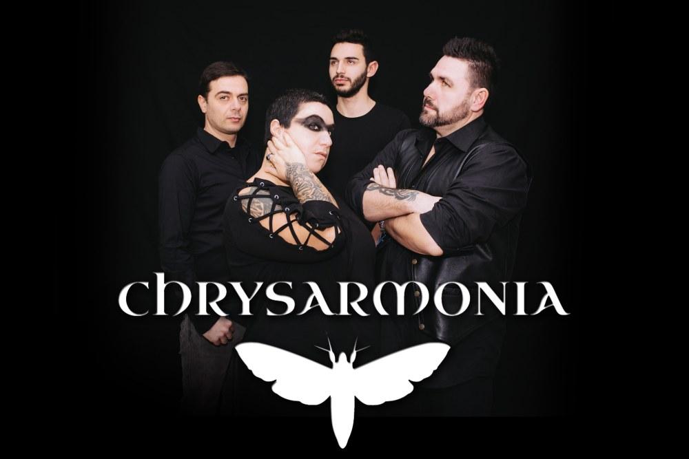 """CHRYSARMONIA: È USCITO L'EP """"METAMORPHOSIS"""""""