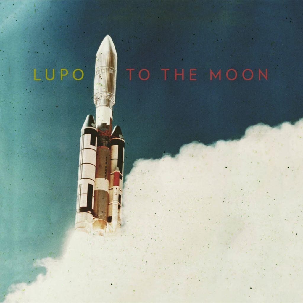 Risultati immagini per lupo to the moon