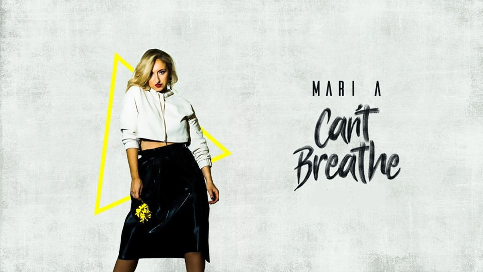 "MARI A: È USCITO IL VIDEO DI ""CAN'T BREATHE"""