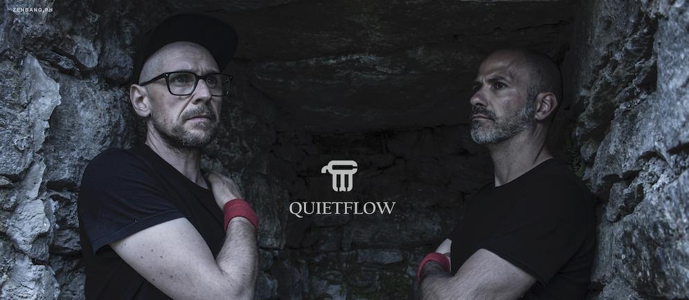 """QUIETFLOW - IL LORO ALBUM """"A NEW WAVE"""""""